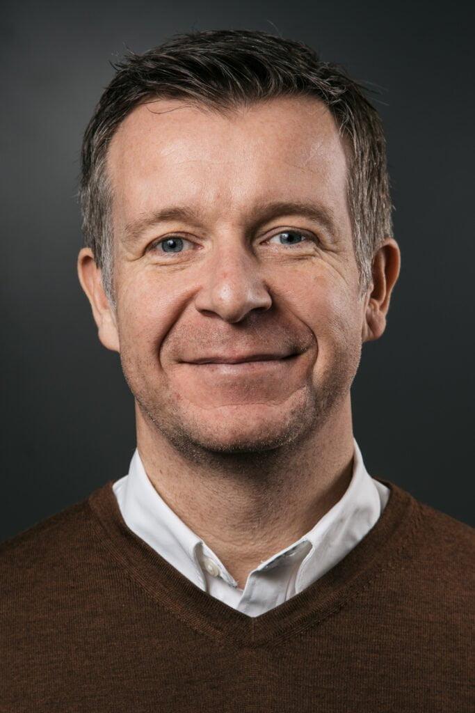Richard Jackson - Managing Director