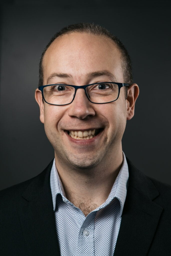 Ben Williamson - Group Finance Director